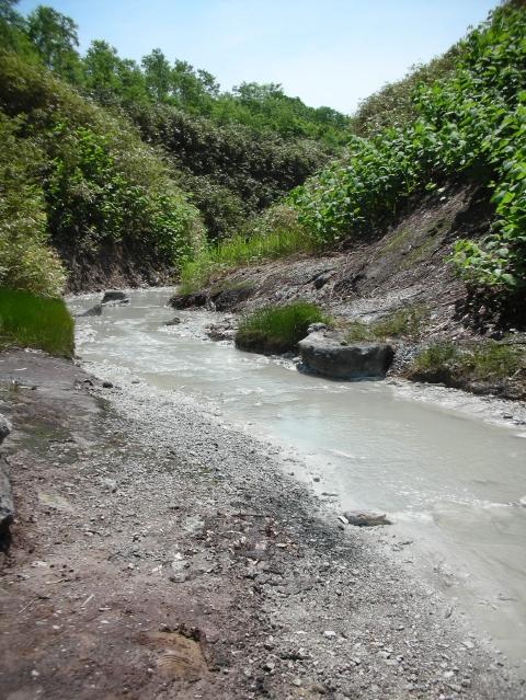 2010年ニセコ湯めぐり小湯沼12