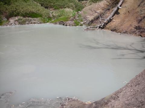 2010年ニセコ湯めぐり小湯沼14
