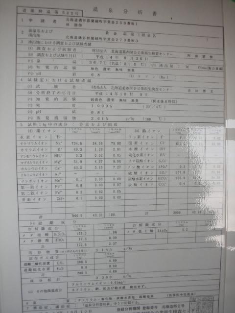 2010年6月ニセコ黄金温泉5