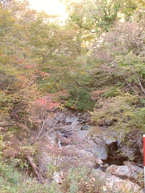 2010年10月熊石 熊の湯6