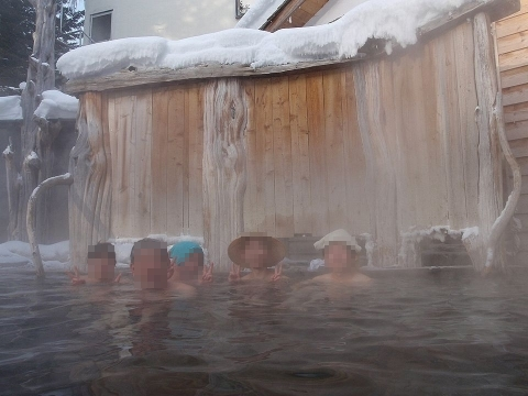 2011年1月オフ会 中村屋15