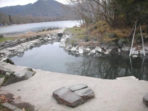 2010年11月 和琴露天風呂5