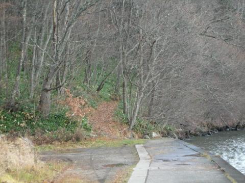 2010年11月 和琴半島 奥の湯3