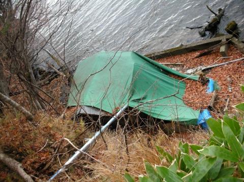 2010年11月 和琴半島 奥の湯5
