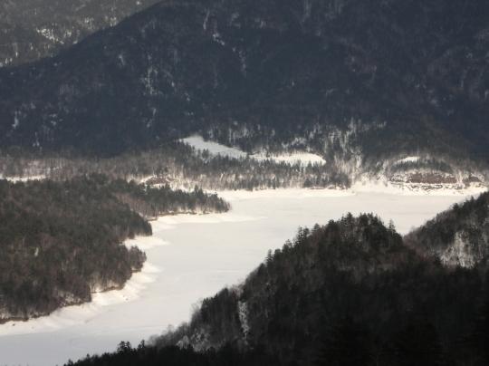 2010年1月 糠平スキー場②
