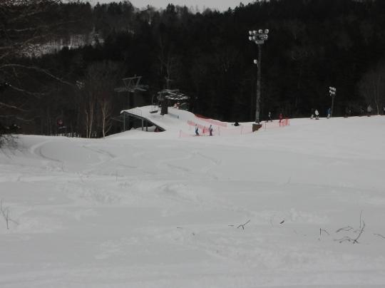 2010年1月 糠平スキー場③