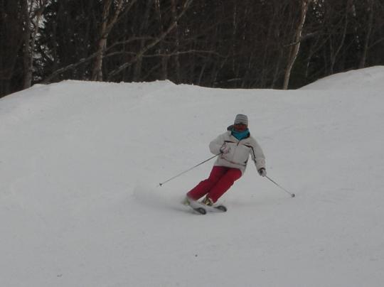 2010年1月 糠平スキー場④