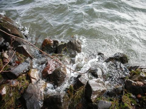 2010年11月 和琴半島 奥の湯9