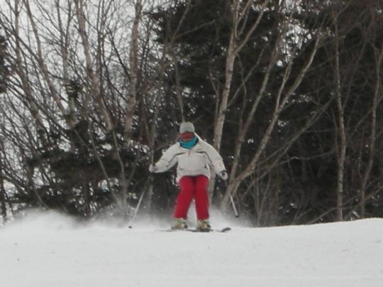 2010年1月 糠平スキー場⑥