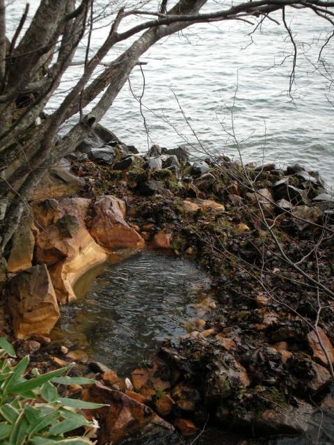 2010年11月 和琴半島 奥の湯12