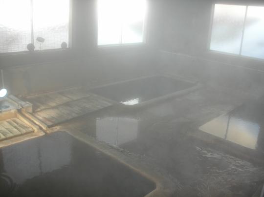 10年1月8日から9日 道南温泉探索 新栄館⑦