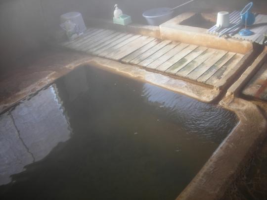 10年1月8日から9日 道南温泉探索 新栄館⑧