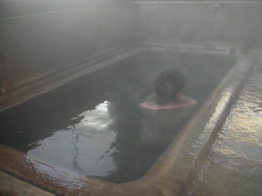 10年1月8日から9日 道南温泉探索 新栄館⑨