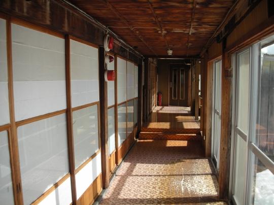 10年1月8日から9日 道南温泉探索 新栄館⑫
