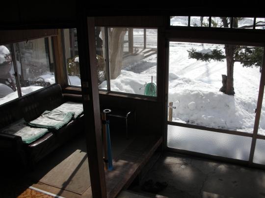 10年1月8日から9日 道南温泉探索 新栄館⑭