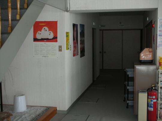 10年1月8日から9日 道南温泉探索 新栄館⑯