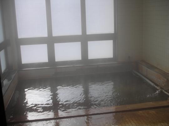 10年1月8日から9日 道南温泉探索 新栄館⑳①