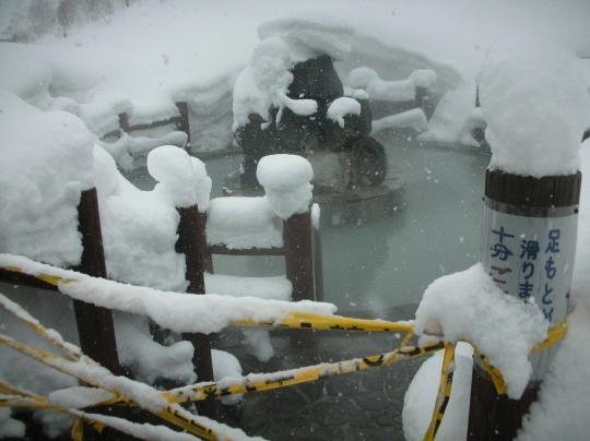 2010年2月ニセコ温泉探索⑱
