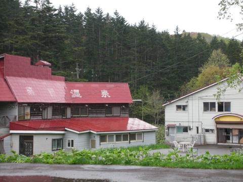 2010年ニセコ薬師温泉1