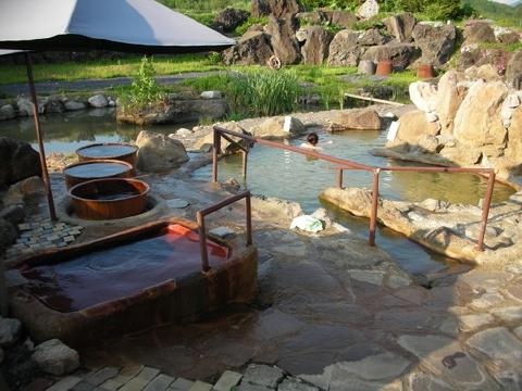 2010年6月ニセコ黄金温泉8