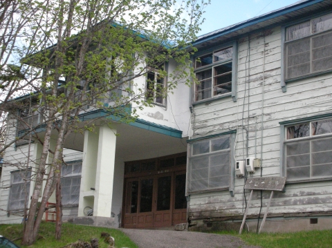2010年 ホロカ温泉旅館1