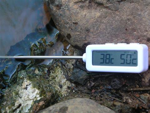 2010年6月然別峡 ピラの湯8