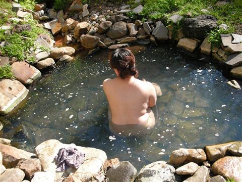 2010年6月然別峡 湯めぐり3