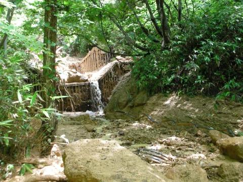 2010年7月31日 朝日温泉災害6