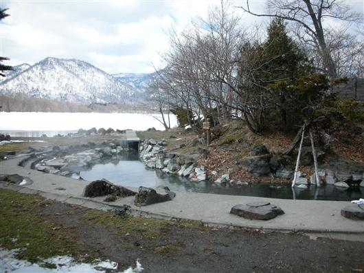 2010年3月 屈斜路湖湯巡り①