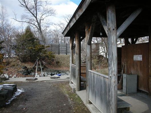 2010年3月 屈斜路湖湯巡り②