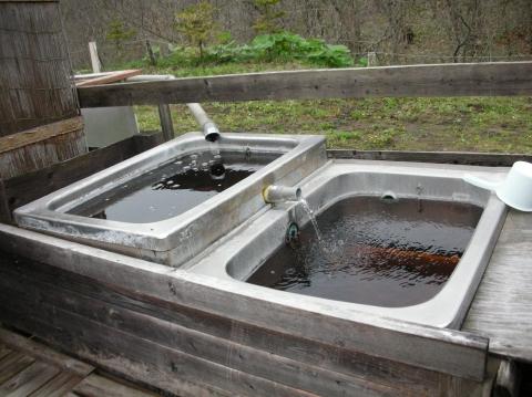 オーロラ温泉4