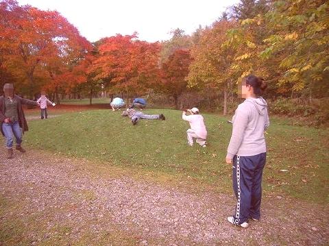 2010年10月11日然別峡オフ会福原山荘22