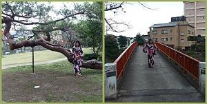 嬉野温泉 お散歩