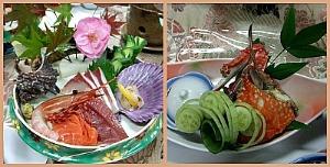 ひさご旅館 夕食2