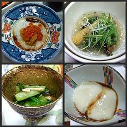 ひさご旅館 夕食3