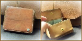 お財布とバッグ