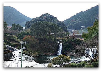 佐賀県 轟の滝