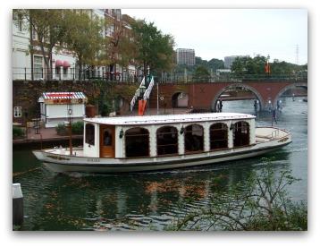 ハウステンボス 船