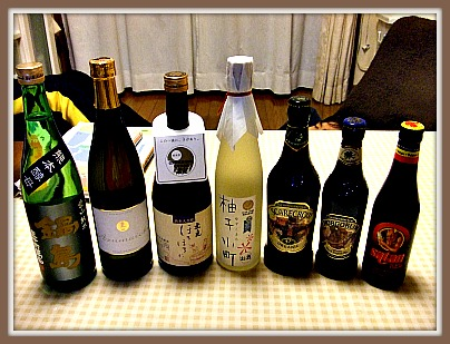九州のお酒