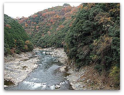 嵐山 保津川下り