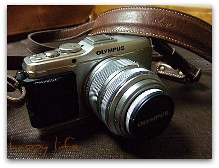 カメラ PEN「E-P3」