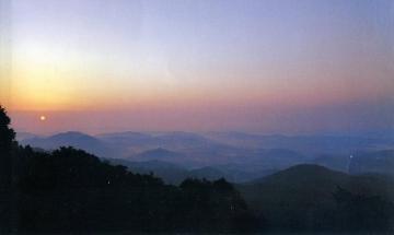 福富町の鷹ノ巣山