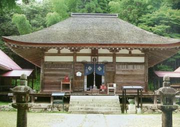 河内町の竹林寺
