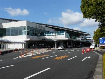 広島空港 その1