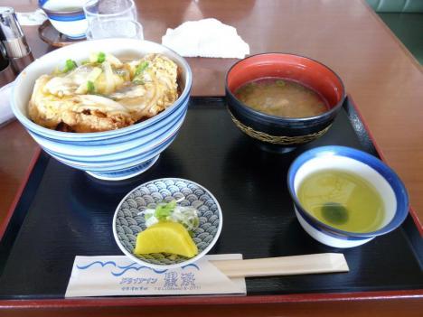 ドライブイン 黒浜 カツ丼