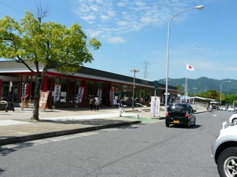山陽自動車道路 宮島サービスエリア(下り線) その1