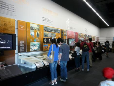 呉市 大和ミュージアム 展示室 その1