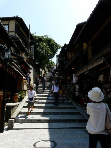 産寧坂の階段