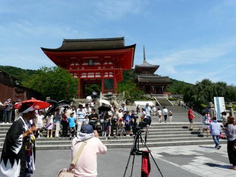 清水寺の入口