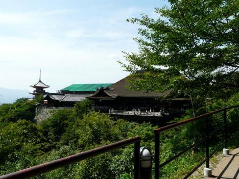 清水寺の風景 その1